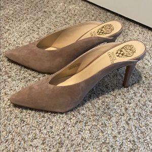 Vince Camuto Mule Heel- size 7.5